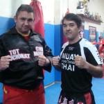 Chinto Mordillo – Campeão Mundial de Muay Thai - Espanha