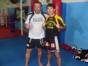 Arjarn José Cosa – Presidente da World Thai Boxing Federation