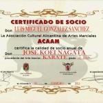 JOSE ACAM SOCIO