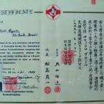Kyokushin-autorizacao