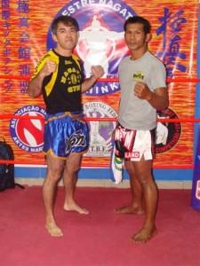 Manop Yuangyai  Manop Gym - Tailândia