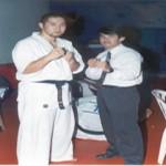 Sensei Tsukamoto Moritika  (Shinkyokushin)