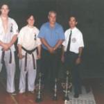 Shihan Suarez (Kyokushin Uruguay), Lena e Javier