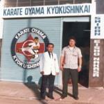 Shihan Kojem Nagata (Brasil)  Shihan Eisho Nakaza (Japão)