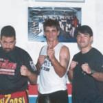 Mestre Carlos Silva (BMTA)  Mestre Nelson (Betim/MG)