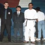 Edilton Garcia (Inocência/MS)  Eduardo Farrel (Tokay Kan)