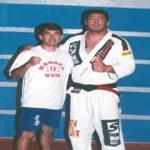 Professor Herman Gutierrez  (A.O.A. Jiu Jitsu)