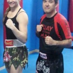 Tainara Lisboa - Campeã Mundial de Muay Thai WPMTF  Equipe Thai Center - Santos/SP