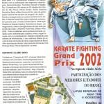 Karate 2001-2