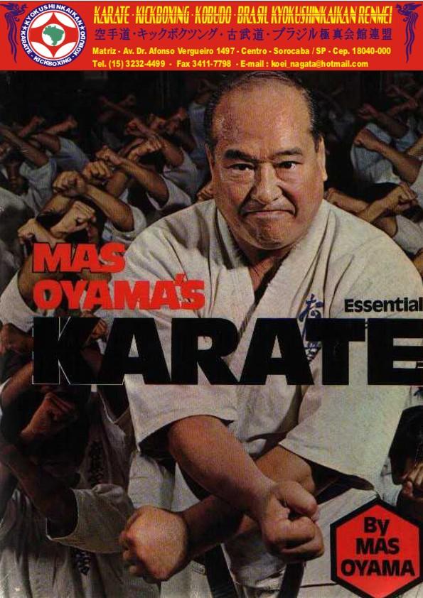 Livro Essential Karate by Masutatsu Oyama