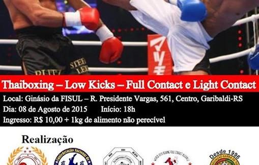 10º Campeonato Gaúcho de Kickboxing CNKFB – WKFA