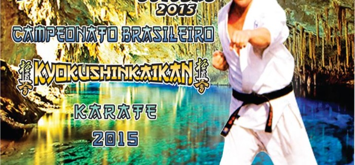 12° CAMPEONATO BRASILEIRO DE KARATE KYOKUSHINKAIKAN 2015
