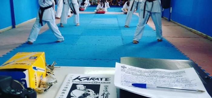 Exame de Faixa Karate Kyokushinkaikan – 28/NOV/2015
