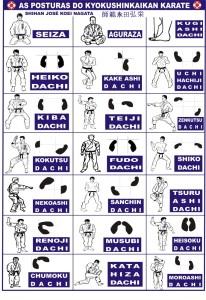armas do karate
