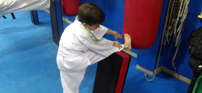 Aula de Karate Kyokushinkaikan – 01/DEZ/2015