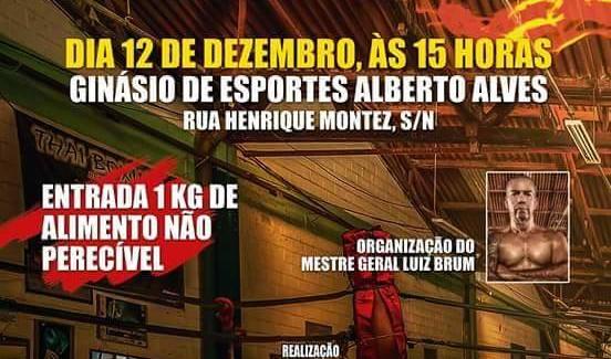 6º Campeonato Brasileiro de Muaythai 2015 – Resultados