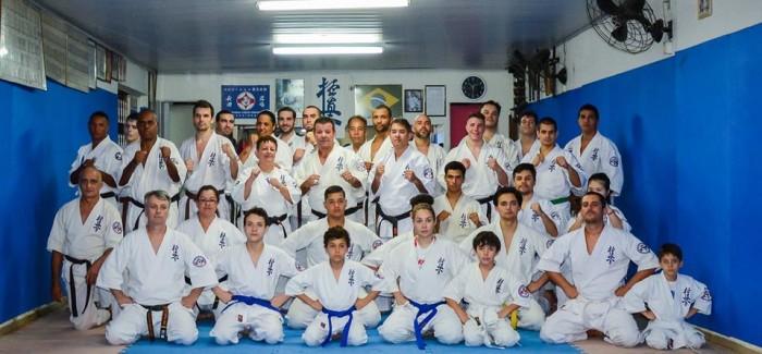 79º Exame de Faixa Karate Kyokushinkaikan