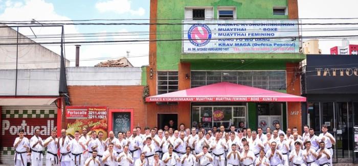 Treinão Anual Karate Kyokushinkaikan – 29/JAN/2017