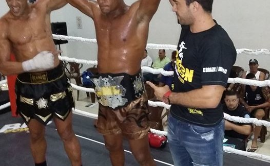 Carlos Budião é o Campeão da Fight Dragon 6