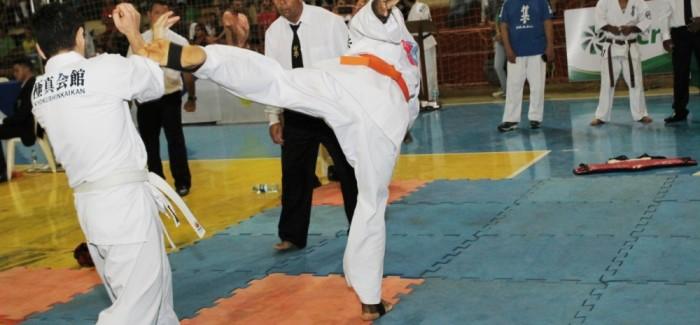 Copa Dourados de Kyokushinkaikan Karate – 26/NOV/2017