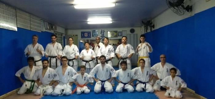 Exame de Karate Kyokushinkaikan – Sorocaba/SP 19/08/17
