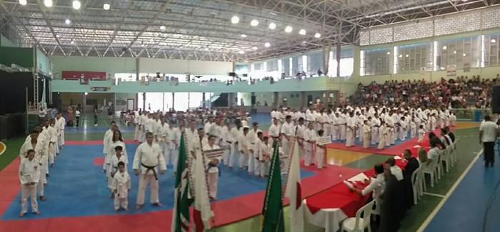 1º Open Nacional de Kyokushinkaikan Karate e Similares – 15/OUT/2017 – Resultados