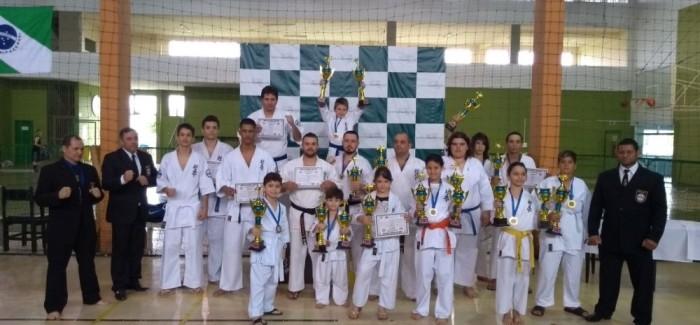 3º Campeonato Paranaense de Kyokushinkaikan Karate 2017 – Resultado